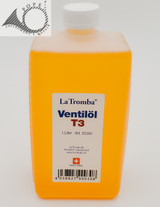 La Tromba T3 Extra Thin Oil in Liter Size