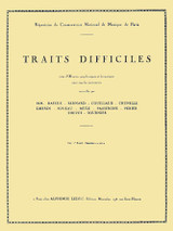 Traits Difficiles, Volume 1