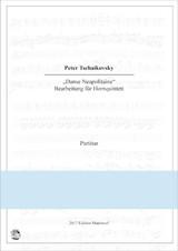 Tschaikovsky, Peter - Danse Napolitaine for 5 Horns