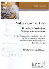 Kummerlander, Andreas - 10 Animal Stories