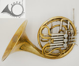Kruspe Brass Double Horn MK