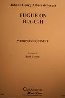 Albrechtsberger, Johann - Fugue On B-A-C-H