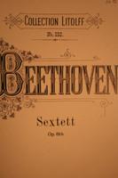 Beethoven, Ludwig - Sextet, Op. 81b