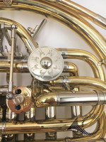 Durk Baborak Custom Double Horn 'Signature Series'