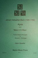 Bach - Kyrie from Mass in G Major