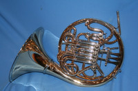 Kuhn 313X Descant Horn (High F/Eb Convertible w/Slides) - $9250