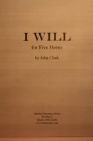 Clark, John - I Will