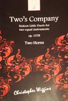 Wiggins, C.D. - Two's Company, op. 157b