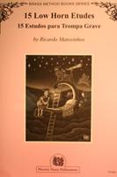 Matosinhos, Ricardo - 15 Low Horn Etudes