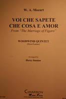 "Mozart, W.A. - Voi Che Sapete Che Cosa E Amor (From ""The Marriage Of Figaro"")"