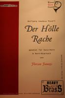 Mozart, W.A. - Der Holle Rache