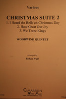Traditional Christmas - Christmas Suite No. 2 (Woodwind)