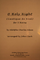 Adam, Adolphe - O Holy Night (Cantique De Noel)