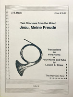 Bach, J.S. - Jesu, Meine Freude (image 1)