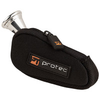 ProTec Neoprene Mouthpiece Pouch, Black