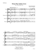 Bach,  JS - Sheep May Safely Graze, BWV 208