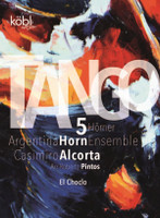 Alcorta, Casimiro - Tango:El Choclo