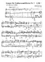 Strauss, Richard - Concerto 1, Op. 11 KOBL