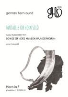 Mahler, Gustav - Fantasies for Horn Solo, Arr. Christoph Eb