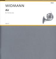 Widmann, Jorg - Air for Solo Horn