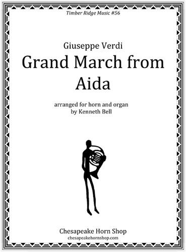 Verdi, Giuseppe - Grand March from Aida (image 1)