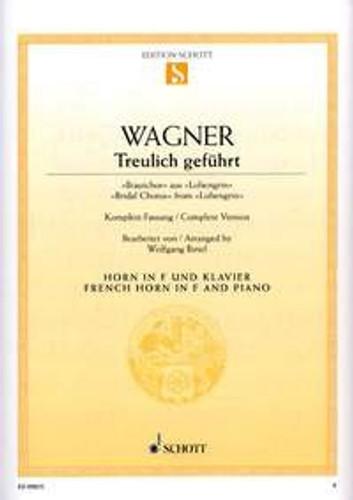 Wagner, Richard - Bridal Chorus (from Lohengrin) (image 1)