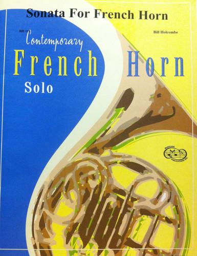 Holcombe, Bill - Sonata (image 1)