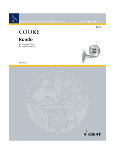 Cooke, Arnold - Rondo (image 1)