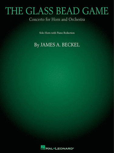 Beckel, James - The Glass Bead Game (image 1)