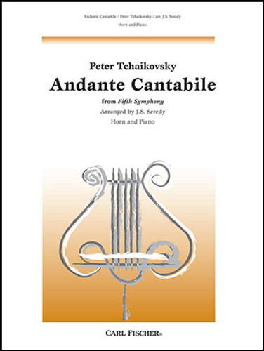 Tchaikovsky, Peter - Andante Cantabile (from 5th Symphony) (image 1)