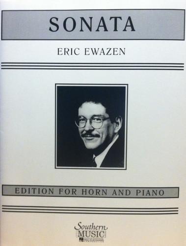 Ewazen, Eric - Sonata (image 1)