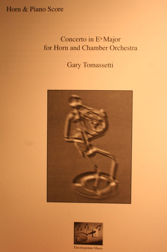 Tomassetti, Gary - Concerto in E-flat Major (image 1)