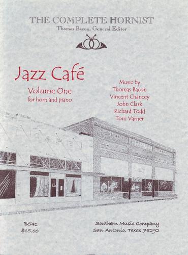 Bacon, Thomas - Jazz Cafe, Volume 1 (image 1)