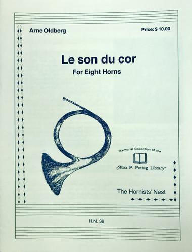 Oldberg, Arne - Le son du cor (image 1)