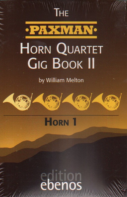 The Paxman Horn Quartet Gig Book II