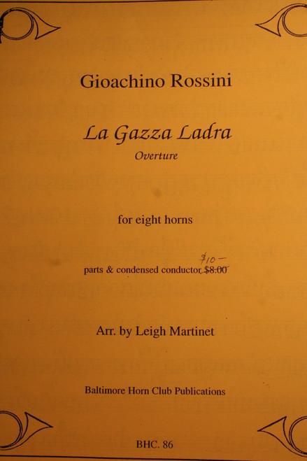 Rossini, Gioacchino - La Gazza Ladra, Overture