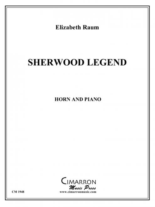 Raum, Elizabeth - Sherwood Legend (image 1)