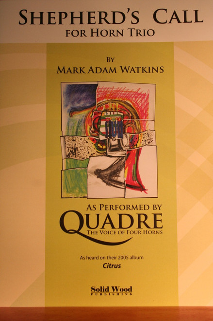 Watkins, Mark Adam - Shepherd's Call