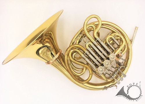 Durk Baborak Custom Double Horn 'Signature Series'