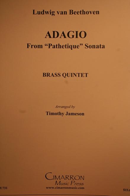 "Beethoven, Ludwig - Adagio, From ""Pathetique"" Sonata"