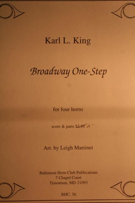 King, Karl L. - Broadway One-Step