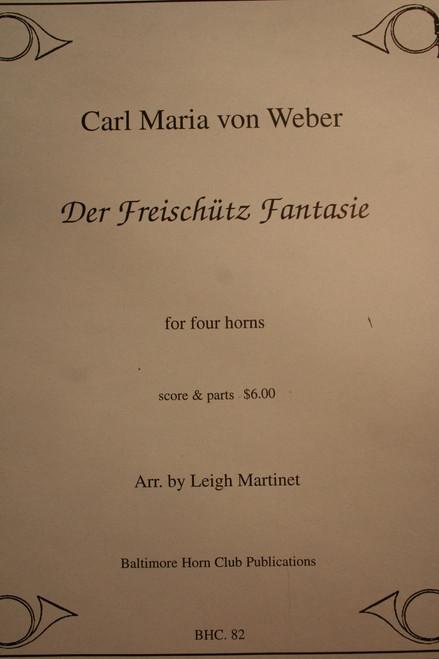 Weber, Carl Maria - Der Freischutz Fantasie