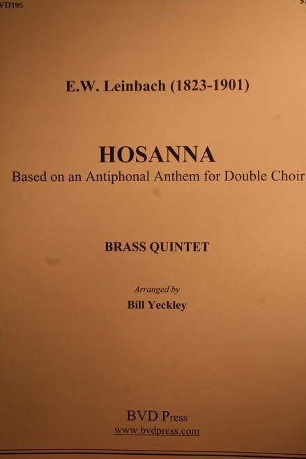 Leinbach, E.W. - Hosanna