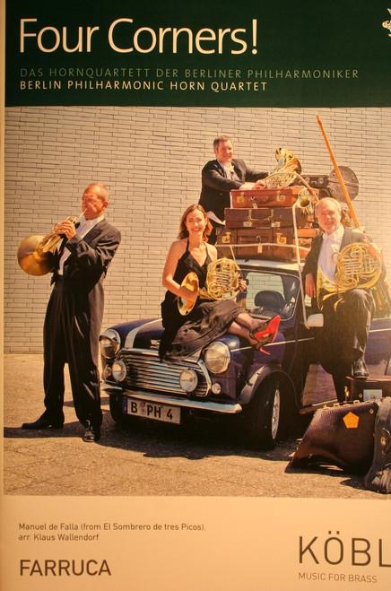 Berlin Philharmonic, Four Corners! - Farruca