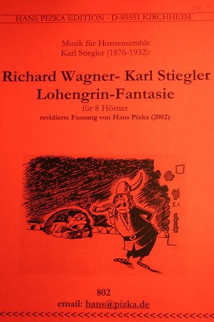 Wagner & Stiegler - Lohengrin Fantasy