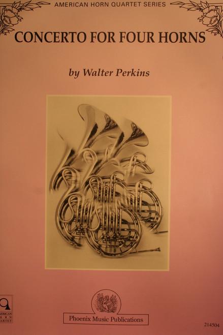 Perkins, Walter - Concerto