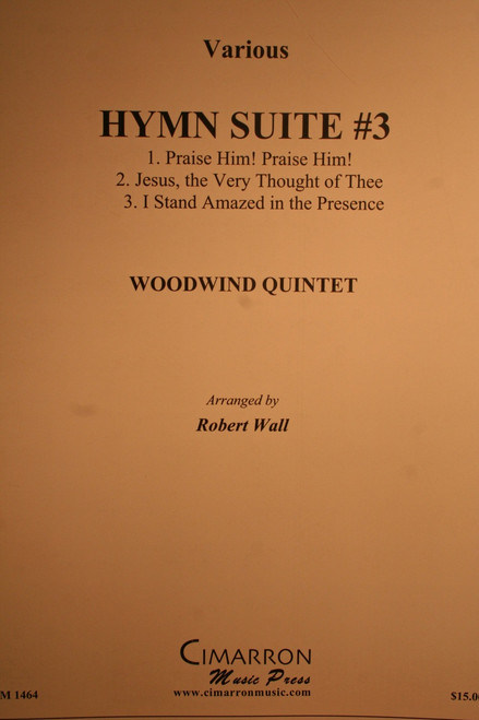 Traditional - Hymn Suite #3