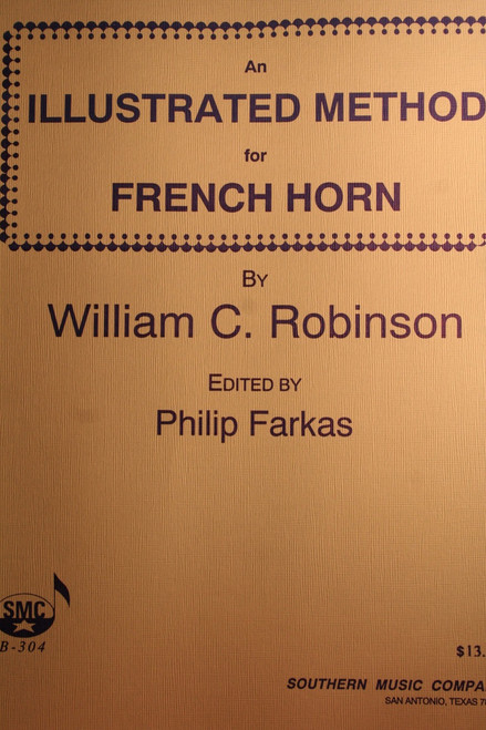 Robinson, William - An Illustrated Method For French Horn