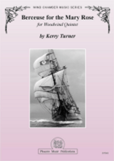 Turner, Kerry - Berceuse For The Mary Rose