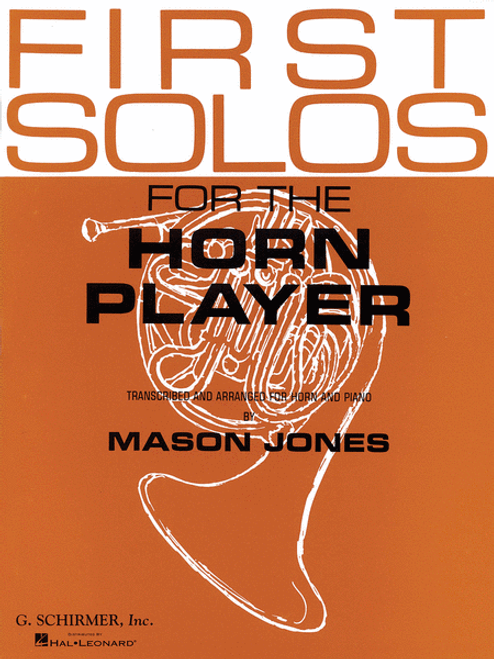 Solos - First Solos for the Horn Player (image 1)